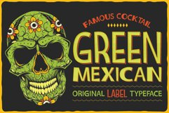 Green Mexican Product Image 1