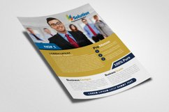 Auditing Firm Flyer & Ad Poster Product Image 3