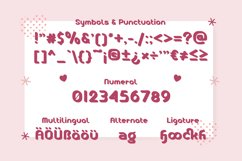 Weloved - Romantic Display Font Product Image 4