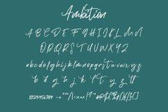 Ambition - Script Font Product Image 4