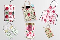 Pomegranate Fresh. Patterns Set Product Image 5