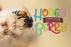 Honey Berry - Playful Font Product Image 2