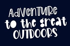 Swanky Hideout - A Font Trio Product Image 3