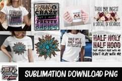 Sublimation designs for tshirts best sellers bundle-PNG Product Image 1