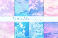 Sparkling Sky Texture Product Image 1
