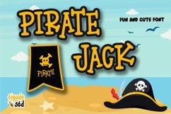 Pirate Jack Webfont - Unique Costume Theme & Display Font Product Image 1