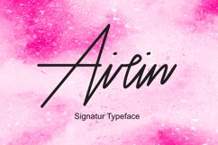 Airin Typeface Product Image 1
