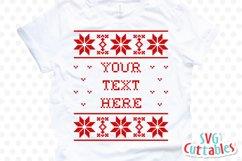 Christmas SVG Bundle   Christmas Sweater SVG Product Image 5