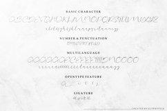 Aullia Modern Calligraphy Product Image 7