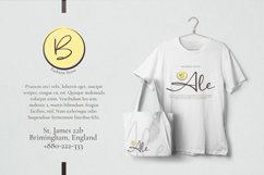Alpha Gigantea Font Product Image 4