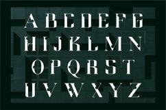 Matrix   Modern Serif Product Image 5