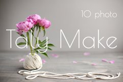 Vintage background, hand made Product Image 1