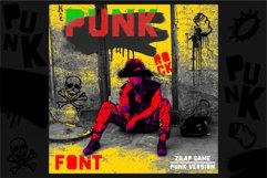 Zilap Game Punk Product Image 1