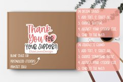Thank You for Your Business PNG Stickers Bundle Product Image 2