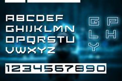 The Time Machine Font Family Product Image 2