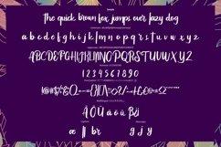 Nebreta | Modern Script Font Product Image 6