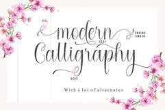 Halimah Stories | Modern Calligraphy Product Image 2