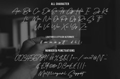 Pollaroid - Stylish Signature Font Product Image 5