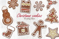 Christmas Gift Box Clipart Product Image 1