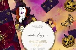 Halloween Night Patterns Product Image 3