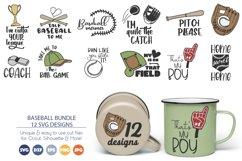 Baseball SVG Bundle Product Image 1
