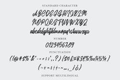 Silfa - Script font Product Image 2