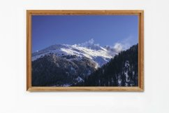 Snow Mountains - Wall Art - Digital Print Product Image 4