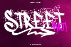Web Font - Amperas - Graffiti Font Product Image 6