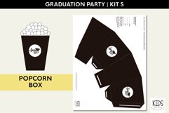 Class of 2021 printable party | Graduation party decorations Product Image 3