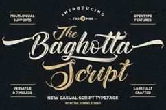 Vintage Script - The Baghotta Font Product Image 1