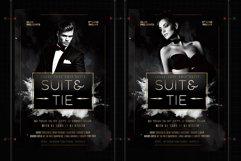 Suit&Tie Flyer Product Image 2