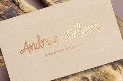 Camellia Handwritten Font Product Image 6