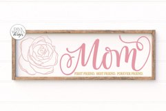 Mom First Friend. Best Friend. Forever Friend. |Mother's Day Product Image 1