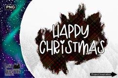 Happy Christmas Sublimation Design Product Image 1