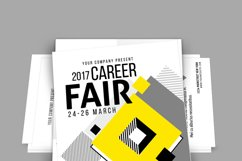 Career Fair Flyer Poster Product Image 2