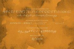 Web Font Ragnora - A Stylish Script Font Product Image 5