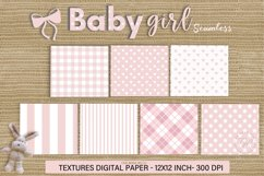 Baby girl, texture pink Product Image 2