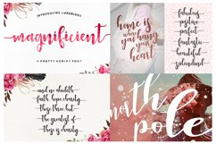 The Handlettered Font Collection Product Image 3