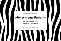 Monochrome Patterns Product Image 1