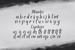 Hontizema - Handwritten Font Product Image 10