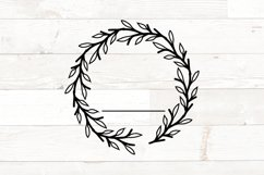 Vol 2 - Family Monogram Sign Bundle Floral Product Image 11