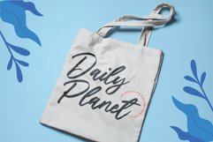 Daily Planet Handbrush Font Product Image 5