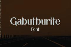 Gabutburit Product Image 1