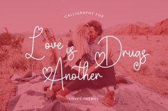Valentine Memories Romantic Font Product Image 5