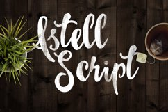 Astel Script Typeface  Product Image 3