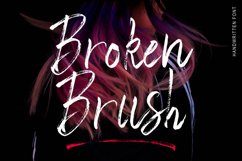 Broken Brush Product Image 1