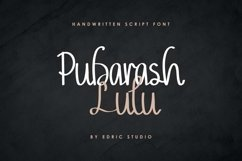 Pubarash Lulu Product Image 2