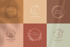 Mysterious Logos Collection. Fully editable Pre-made Logos. Product Image 3