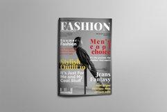 Magazine layout design Product Image 1
