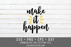 Positive Affirmations SVG Bundle Product Image 5